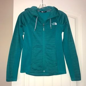 The North Face Full Zip Hoodie XS